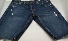 Men's Levi's Denim Distressed 511 Shorts Cut Off 28,32,34,36 New