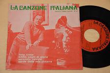 "CLAUDIO VILLA 7"" 45(NO LP )4CANZONI ITALY 1970 EX"