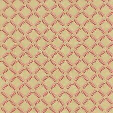 Rosa Tela Moda Fabrics divagaciones Beige Rose Hojas material arenoso Gervais 17795