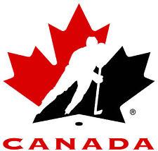 Hockey Canada Logo, 8x10 Color Photo