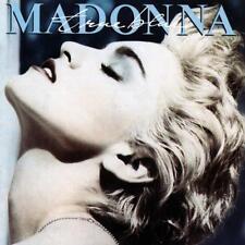 Madonna True Blue 1986 Album Cover Canvas Wall Art 80s Poster Print Portrait