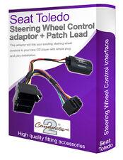 SEAT Toledo Adattatore Stereo per Auto Piombo, collegare il tuo volante GAMBO controlli