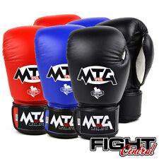 MTG Pro Boxing Gloves - All Colours - FREE P&P - Muay Thai, MMA, Boxing