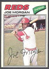 1977 OPC O PEE CHEE BASEBALL 220 JOE MORGAN REDS EX-NM