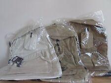"Air Express 17"" Backpack Day Back Pack Adjustable Straps School Zipper Ecru Tan"