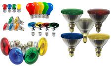 Variedad de Color Lámparas para Iluminación Dj (R80 / Pygmy / MR16/ GU10/ GLS /