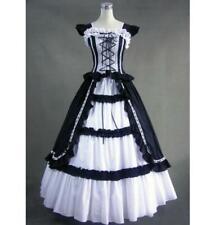 Cosplay Lolita Gothic Lolita Balls Dresses Performance Costumes Long Skirts NEW