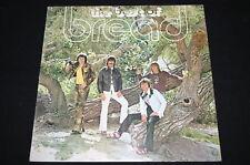 "BREAD   LP 33T 12""   THE BEST OF   1972   UK"
