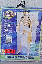 Halloween Sensations Indian Princess Girl's Halloween Costume F5331