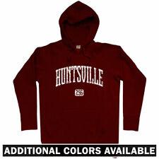 Huntsville 256 Hoodie - AL Alabama HSV UAH Chargers Havoc Univeristy - Men S-3XL