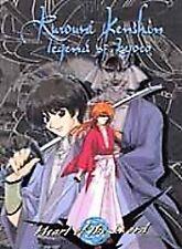 Rurouni Kenshin - Heart of the Sword, Good DVD, Kaori Yuasa, Richard Cansino, De