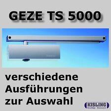 GEZE TS 5000 Chiusura per porta con Binari tutte Modelli a Scelta