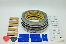3M 9448AB Doppelseitiges Klebeband, Schaber, Tupfer, Plektrum Bündel für Handy