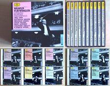 FURTWANGLER Live Recording 1942-44 Furtwängler DG 10CD Beethoven Bruckner Brahms