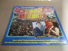 KURT-ADOLF THELEN  / JAK HOMMEN  u.a. - SCHUNKEL-LIEDER - LP - NEU / OVP