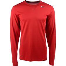 NEW! NIKE Legend Long Sleeve Dri-Fit Shirt Mens Big 4X 4XL (Choose Color) NWT!