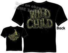 Wild Child Head T Shirt Rat Fink Tee Ed Big Daddy Roth Clothing Sz M L XL 2XL 3X