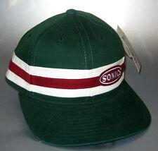 VTG Cap Hat American Needle Sonics Cap Green Sammlerstück