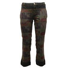 8424U pantalone donna CUSTO BARCELONA pant trouser woman