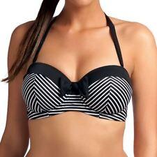 Freya Swimwear Tootsie Bandeau Bikini Top Black 3603
