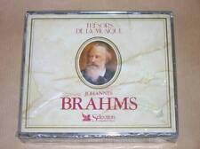 3 CD / BRAHMS / TRESORS DE LA MUSIQUE / SELECTION DU READER'S DIGEST / NEUF