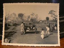 photo amateur 1936 laos halte au village de cam kent 20 km de napé