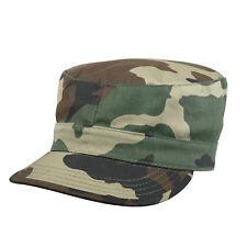 Rothco Camo Originale Poliestere/Cotone Stile Militare da Lavoro Cappellini