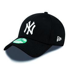 New Era NY Yankees 9Forty Cap Schwarz