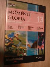 DVD N°13 MOMENTI DI GLORIA EMOZIONI AZZURRE SPORT BOXE