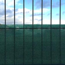 1,49€/m² Sichtschutznetz Windschutz Schattiernetz Hagelschutz Tennisblende Netz