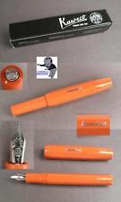 Kaweco Skyline Sport Füllfederhalter in fox  EF, F. M. B oder BB Feder #