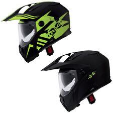 Caberg X-Trace Lux DVS Motocross Motorbike Helmet MX Off Road Pinlock Ready