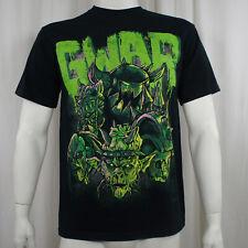 GWAR Band Destroyers Green Dave Brockie T-Shirt  S-2XL NEW