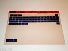 Microfich Ersatzteilkatalog Yamaha Quad YEA 1 H / YFA 1 H / YFA - 1 / YFA 1  96