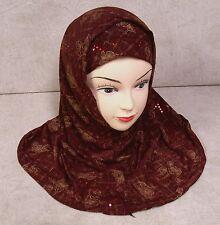 Kopftuch Hijab Tuch islam Muslim Allah in 4 Farben