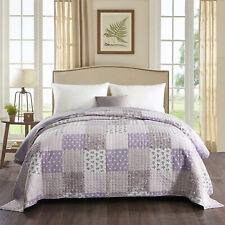 Bedding Clayre & Eef Tagesdecke 230 X 260cm Bett-sofa Überwurf Quilt Plaid Q121.061 Quilts, Bedspreads & Coverlets