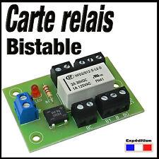 5015 # Carte relais bistable 5 ou 12v idéal modélisme