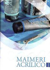 MAIMERI COLORE ACRILICO 75 ML