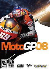 MotoGP 08 (PC GAMES) BRAND NEW