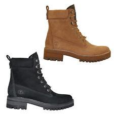 Timberland Courmayeur Valley 6 Inch Boots Stiefeletten Damen Schnürstiefel