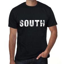 south Homme T-shirt Noir Cadeau D'anniversaire 00546