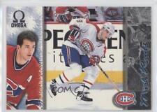 1997-98 Pacific Omega #121 Mark Recchi Montreal Canadiens Hockey Card