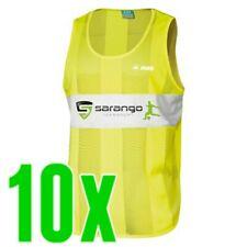 Jako Trainingsleibchen gelb 10er Set Markierungshemdchen Kennzeichnungshemdchen