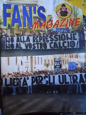 FAN'S MAGAZINE ULTRAS 59 2003 Napoli Vicenza Verona