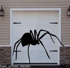Spider LRG #1 ~  Halloween Wall or Window Decal