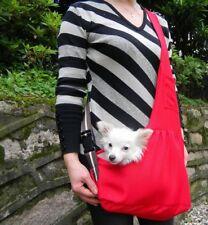 Small Pet Dog Cat Puppy Carrier Travel Tote Shoulder Bag Sling Backpack S/M/L