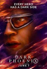 """Movie Poster 2019 X-Men """"Dark Phoenix""""  (3 Sizes)"""