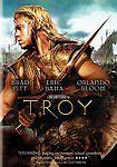 Troy by Brad Pitt, Eric Bana, Orlando Bloom, Trevor Eve, Brendan Gleeson, Julia