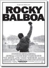 63394 Rocky Balboa Classic Wall Print Poster Plakat