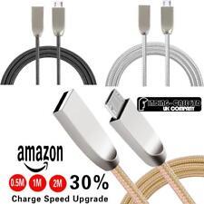 Para Amazon Kindle Fire tablet-Micro USB Data Sync Cargador Cable de carga rápida
